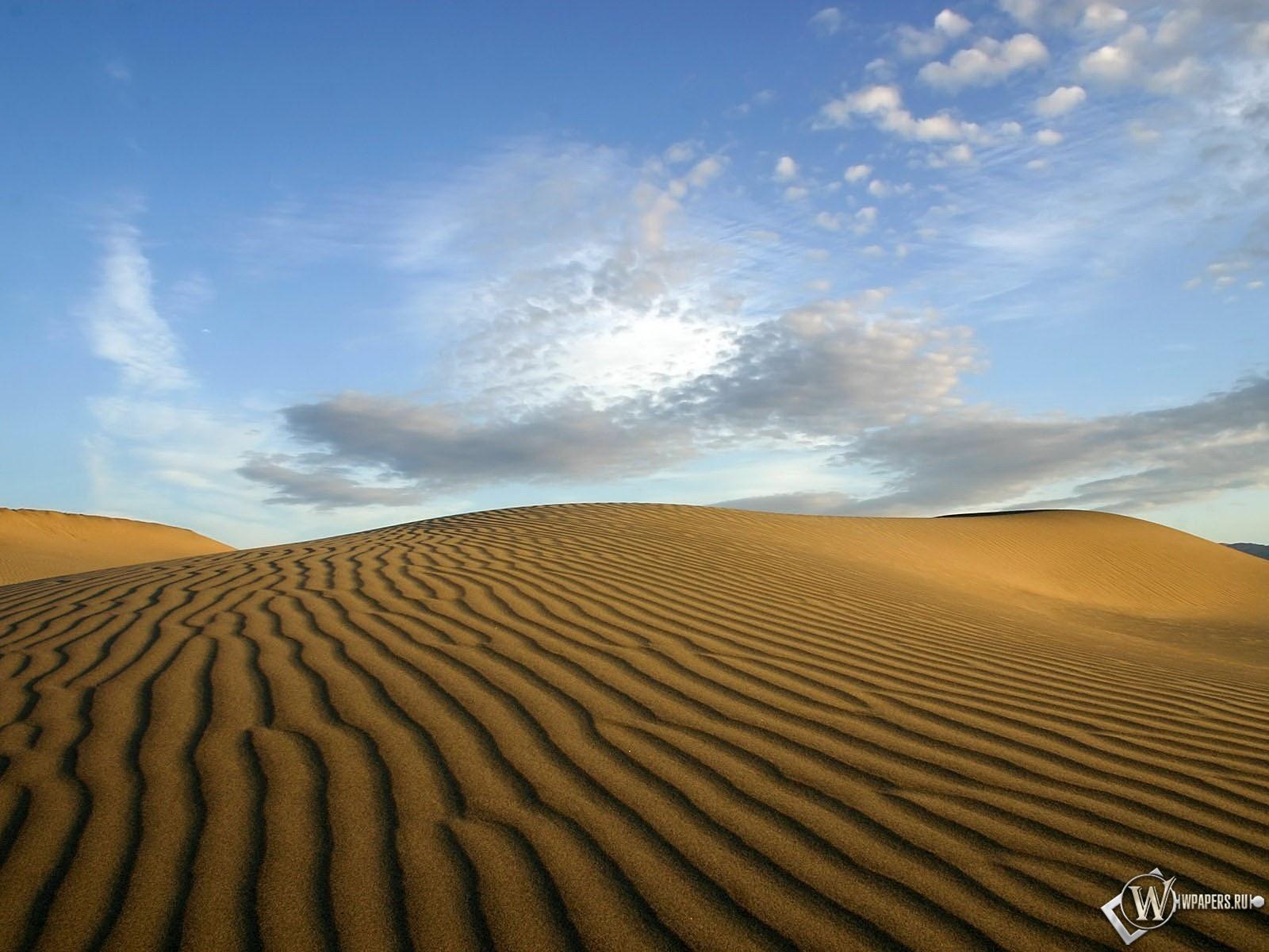 Пустыня 1600x1200