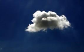 Обои Туча: Небо, Синий, Туча, Природа