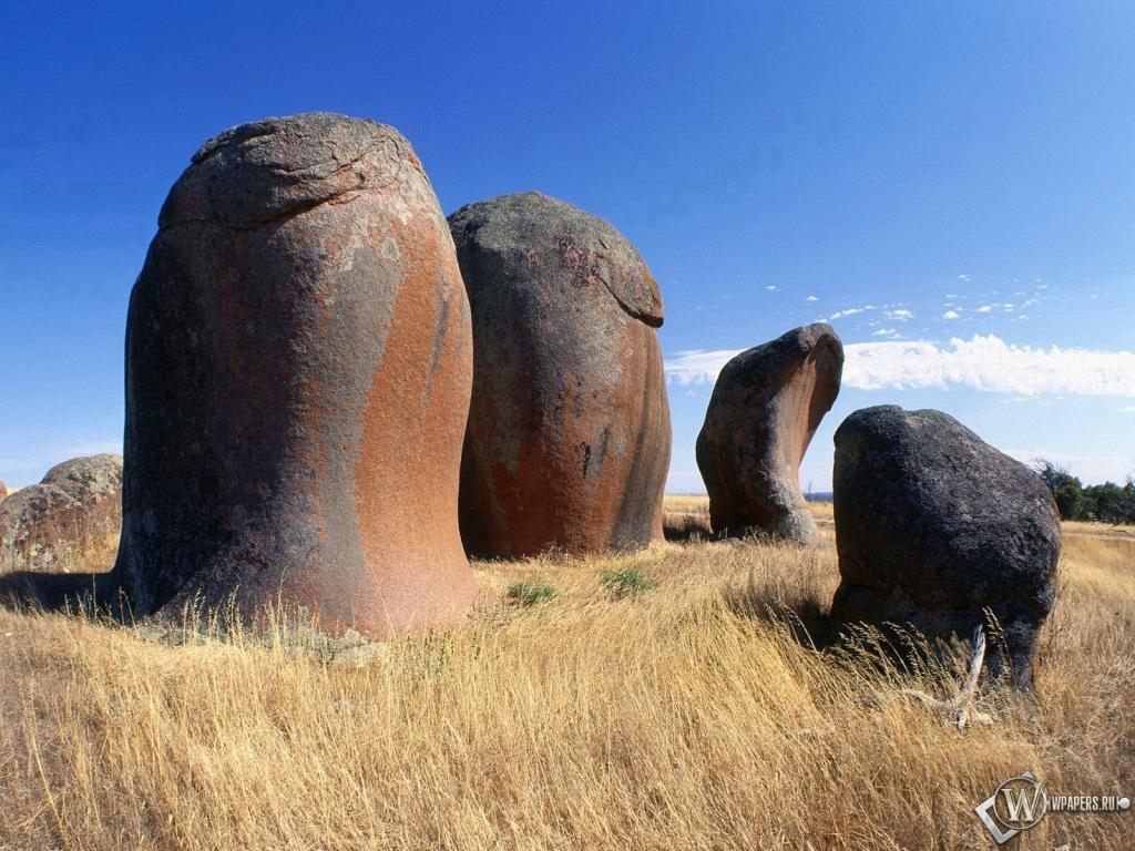 Природа Австралии 1024x768
