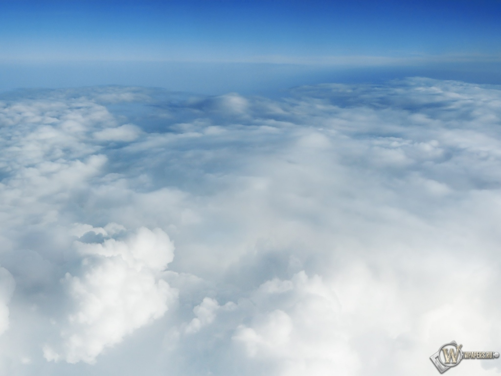 За облаками 1024x768