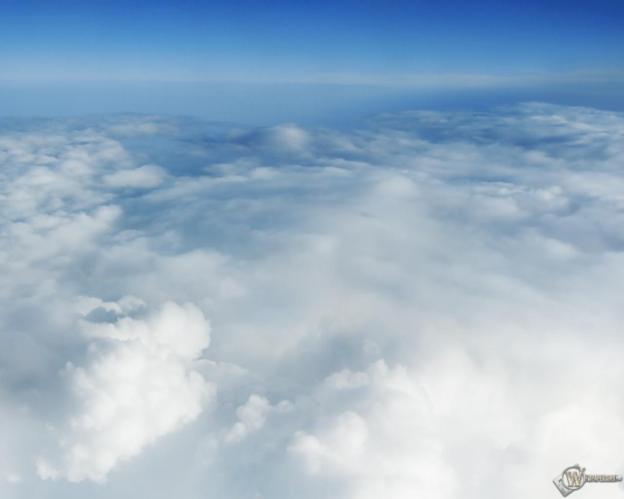 За облаками 1280x1024