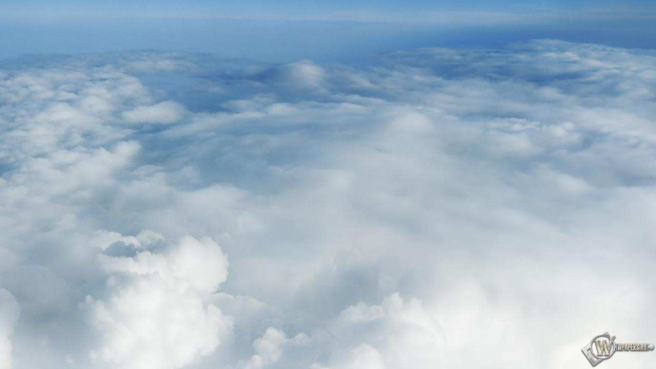 За облаками 1280x720