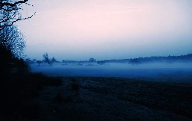 Небо утром