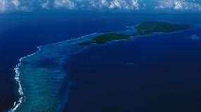 Обои Карибские острова: Вода, Океан, Небо, Карибские острова, Природа