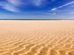 Обои Пляж: Песок, Море, Берег, Природа