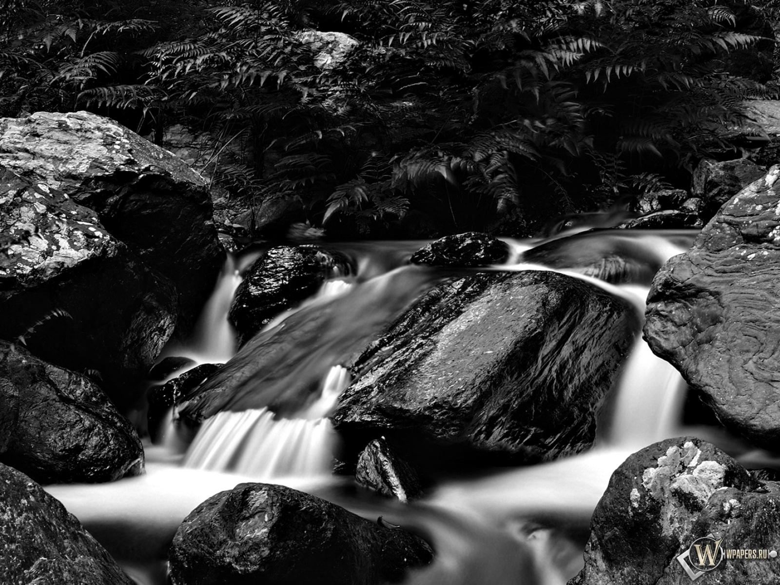 Горная река 1600x1200