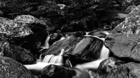 Обои Горная река: Река, Горы, Вода, Вода и небо