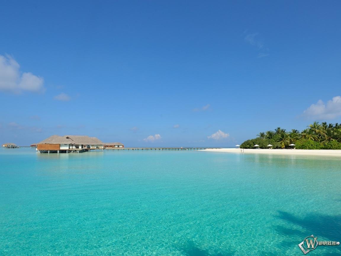 Мальдивы 1152x864