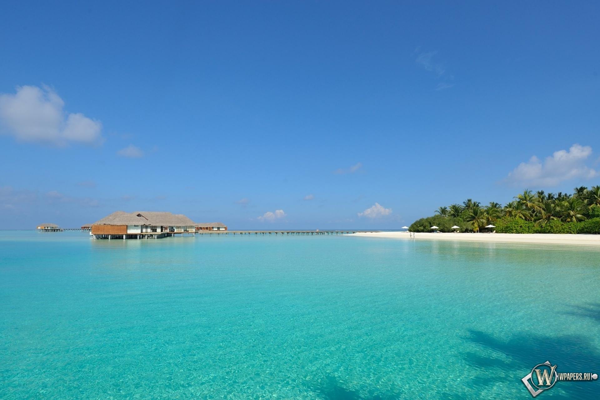 Мальдивы 1920x1280