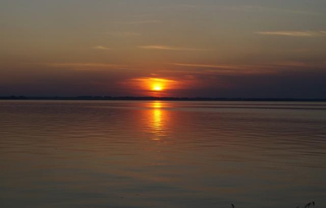 Обское озеро