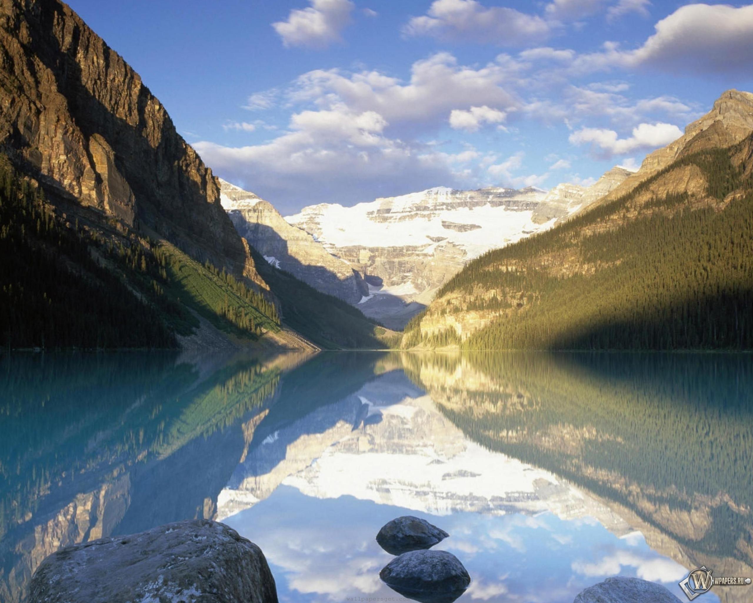 Банфф парк альберта - Канада 2560x2048