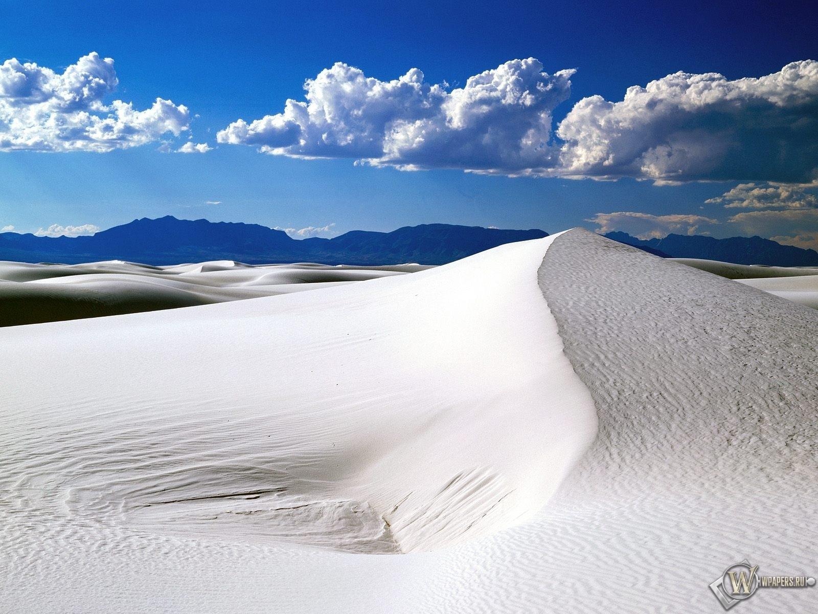 Белые пески 1600x1200