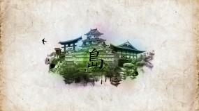 Обои Китай: Храм, Китай, Прочие пейзажи