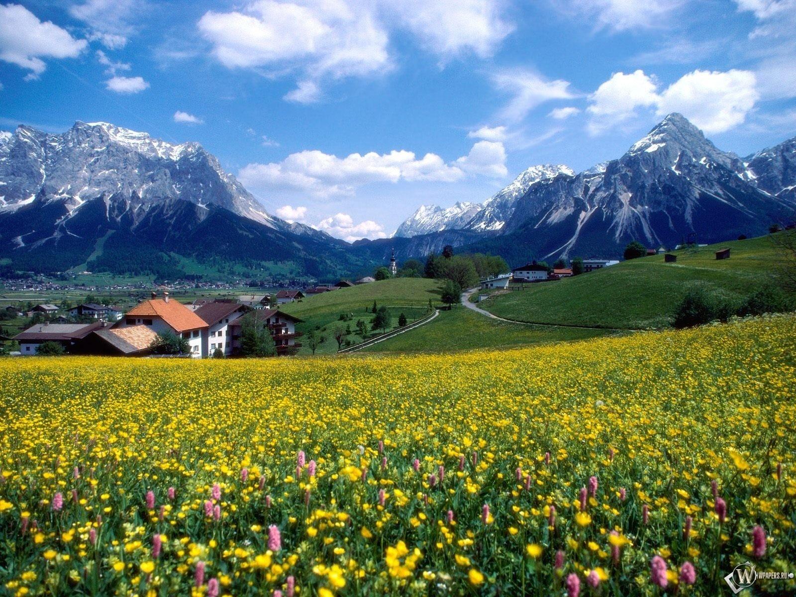 Countryside Splendor 1600x1200