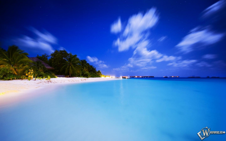Мальдивы 1440x900