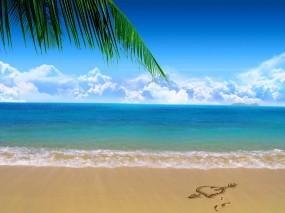 Обои Relax на море: Пляж, Песок, Море, Relax, Прочие пейзажи