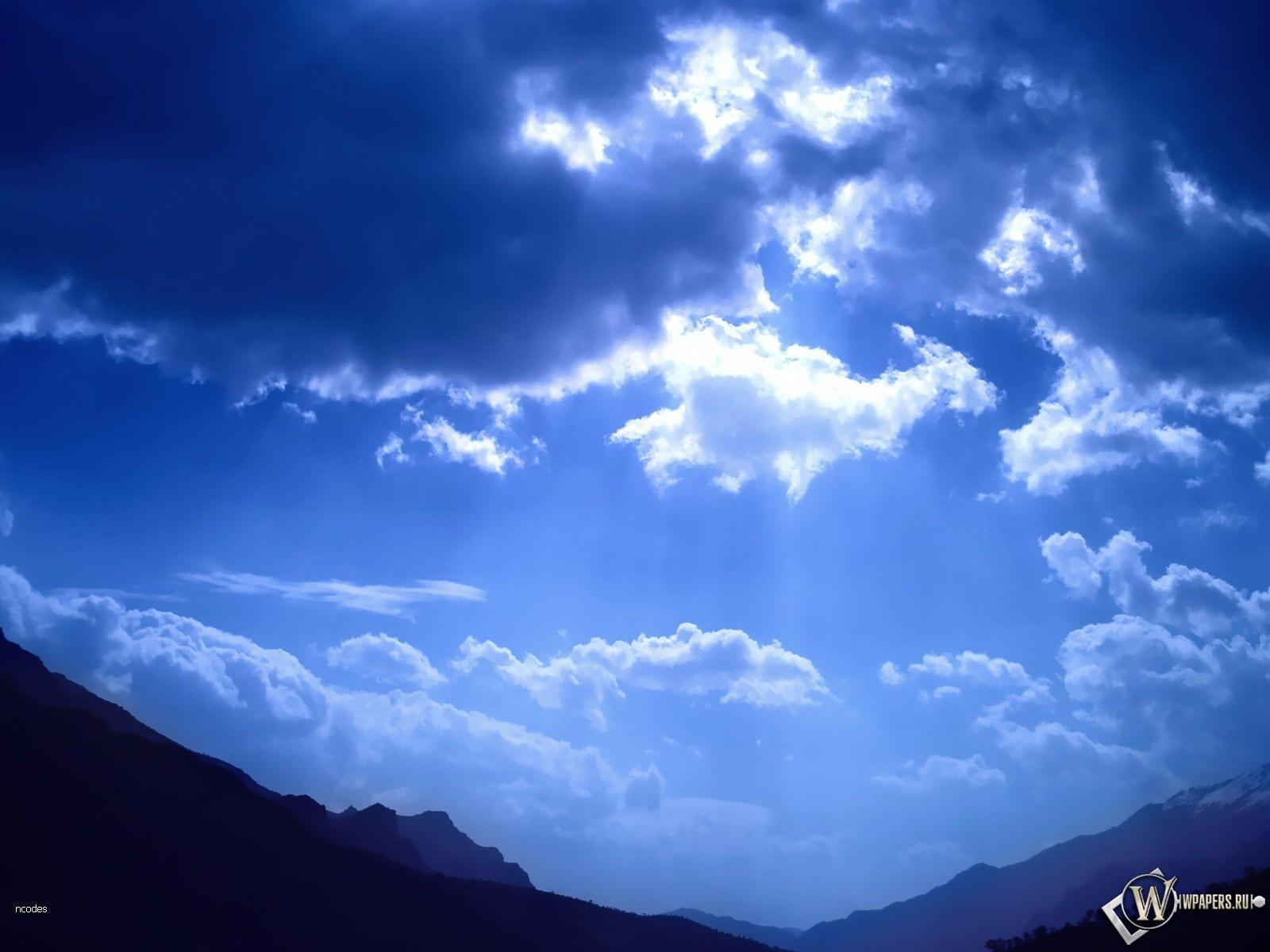 Небо 1600x1200