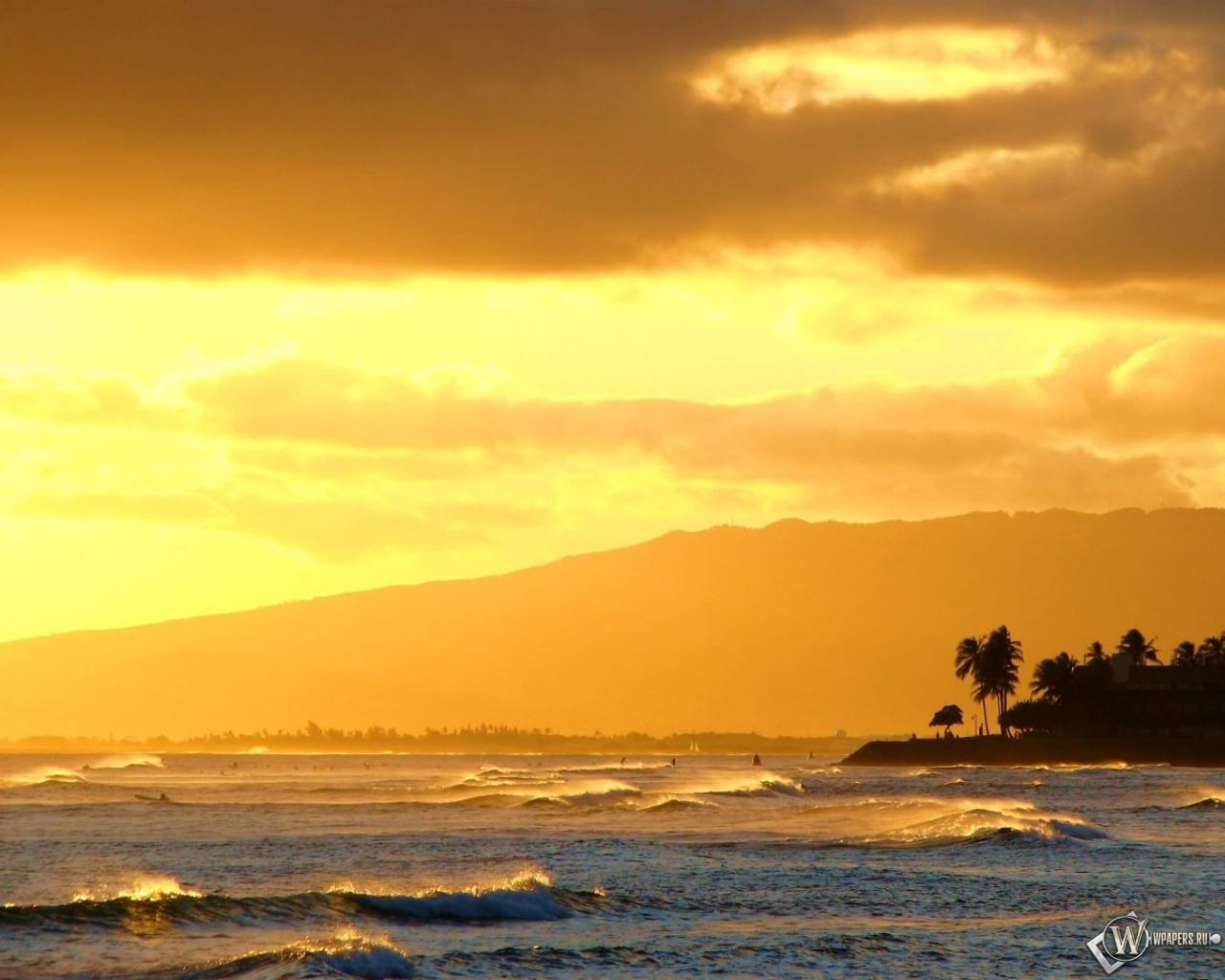Sunset 1280x1024