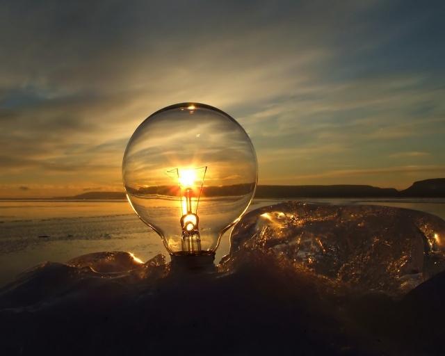 Солнечная лампа