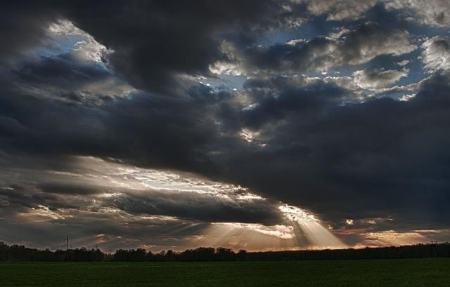 Небесный пейзаж