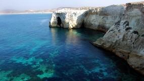 Обои Морской пейзаж: Вода, Море, Скалы, Греция, Вода и небо