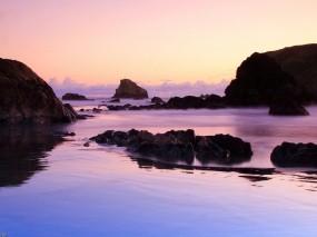 Обои Камни и вода: Вода, Камни, Прочие пейзажи