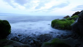 Обои Скалы: Вода, Камни, Скалы, Вода и небо