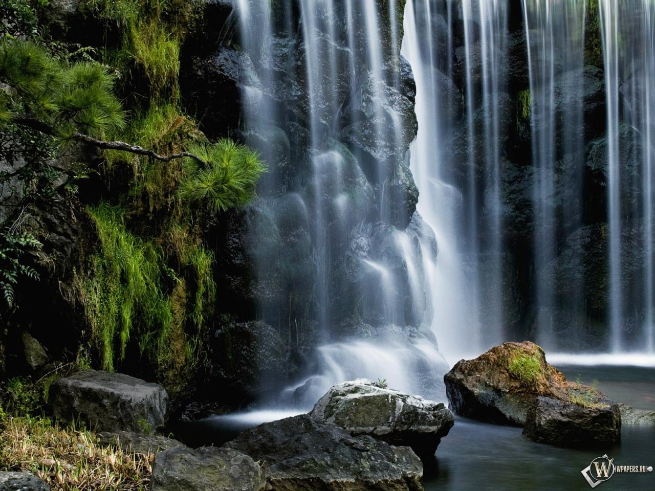 Водопад 1280x960