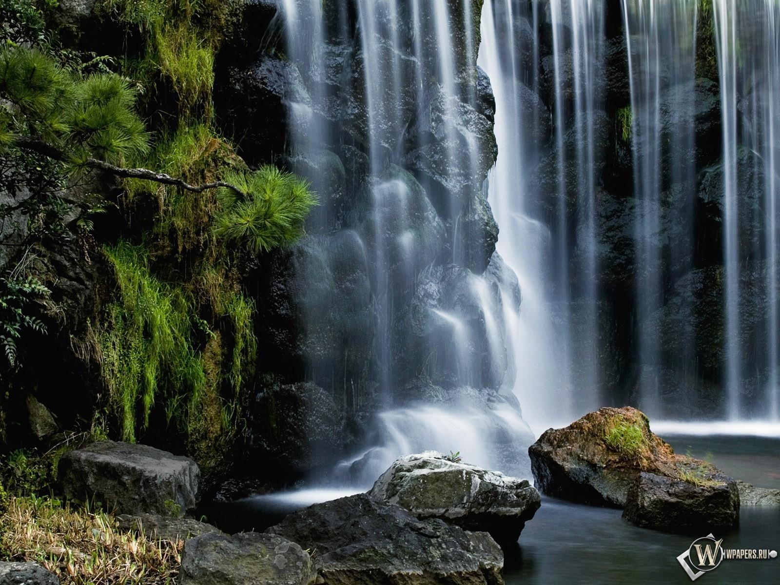 Водопад 1600x1200