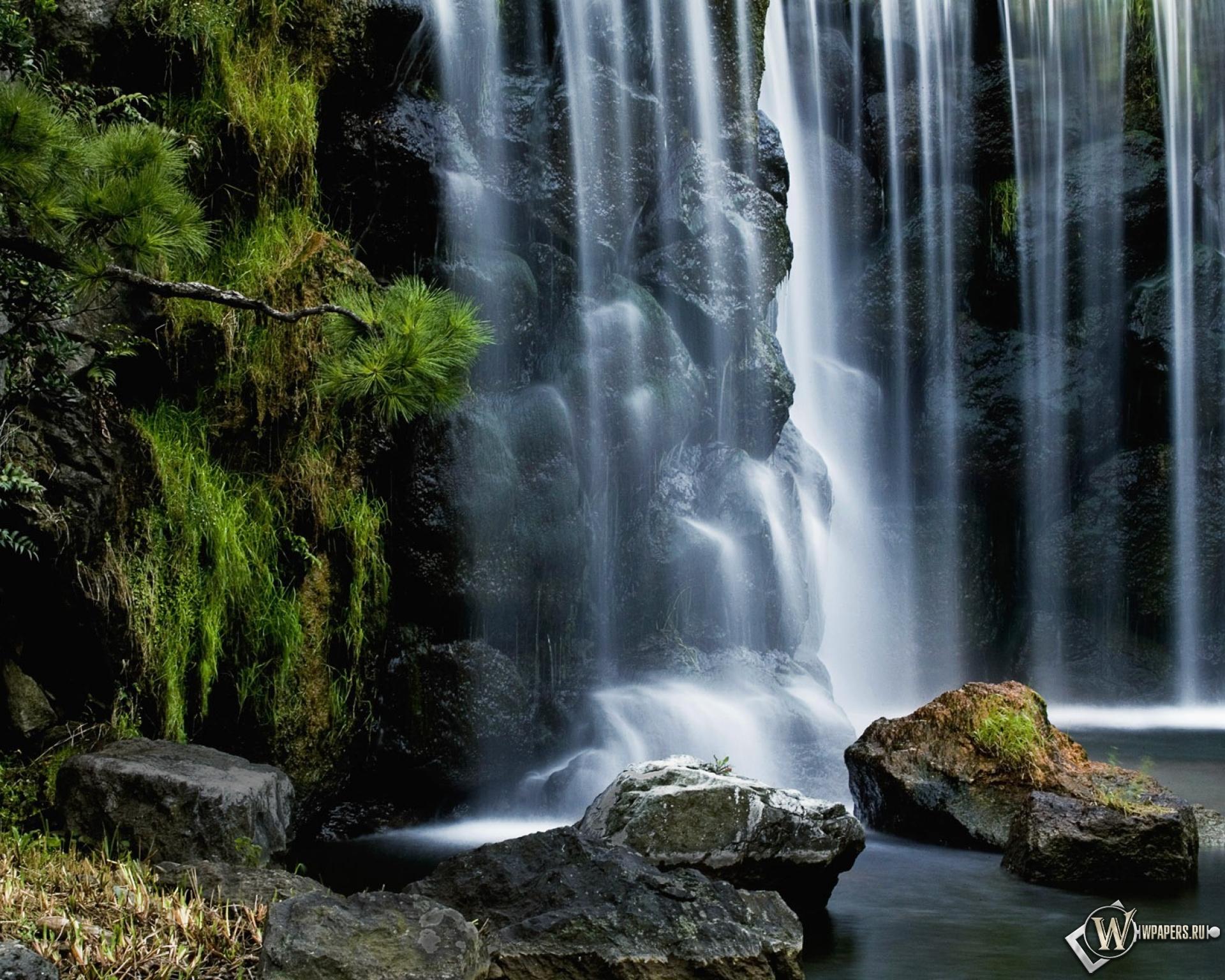 Водопад 1920x1536