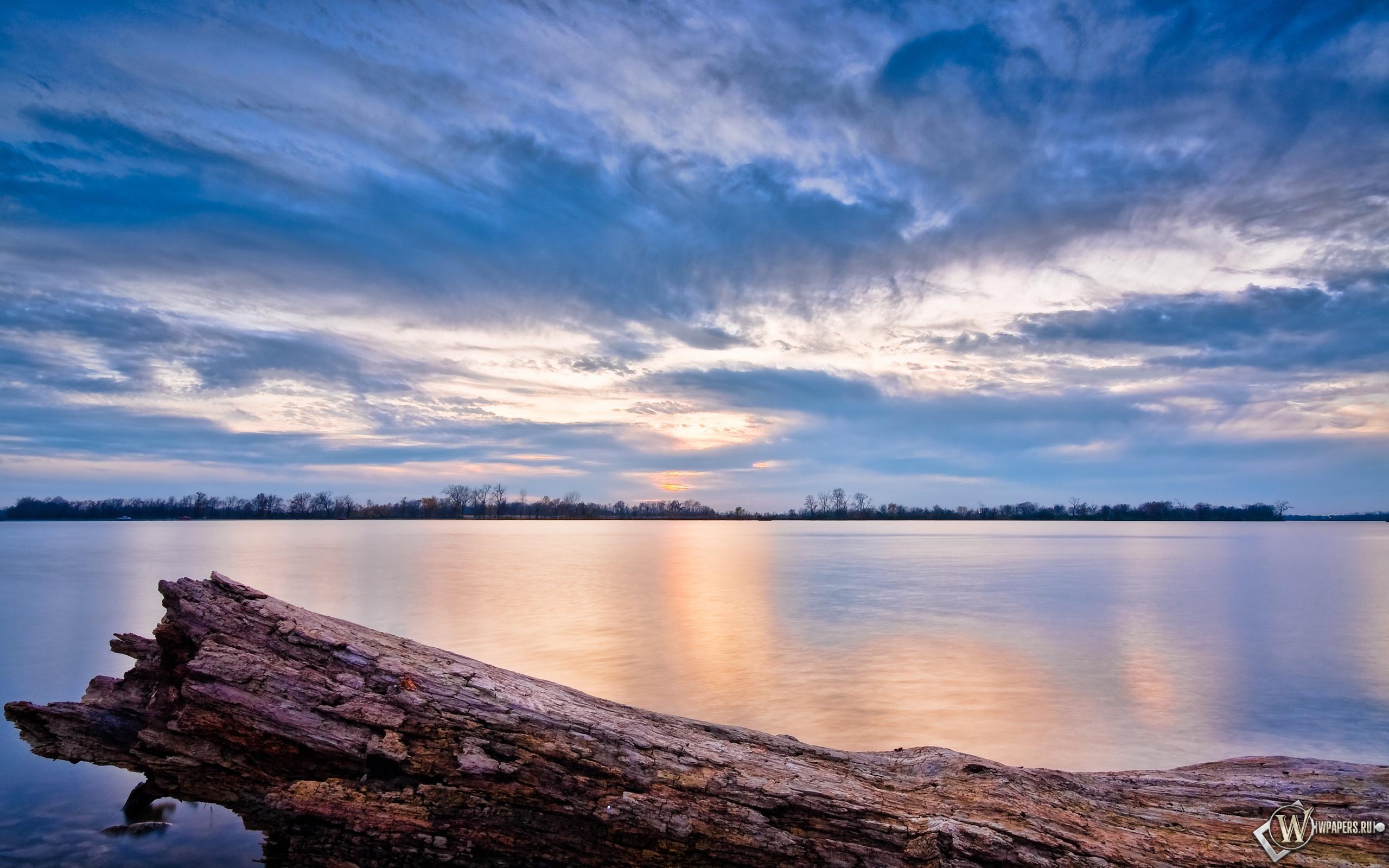 Озеро Иллинойс 2560x1600