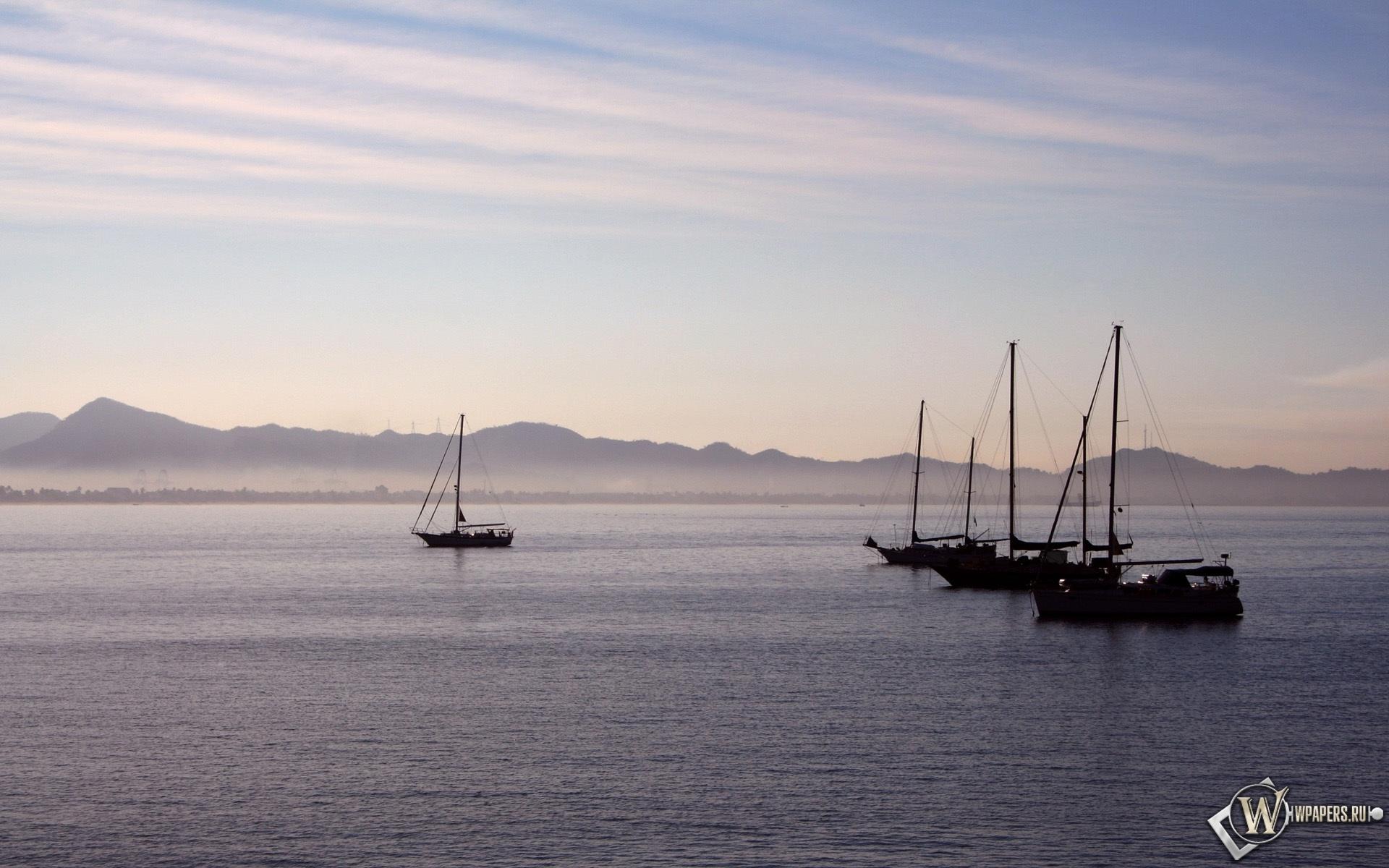 Морской пейзаж 1920x1200