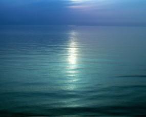Обои Морская гладь: Вода, Море, Небо, Вода и небо