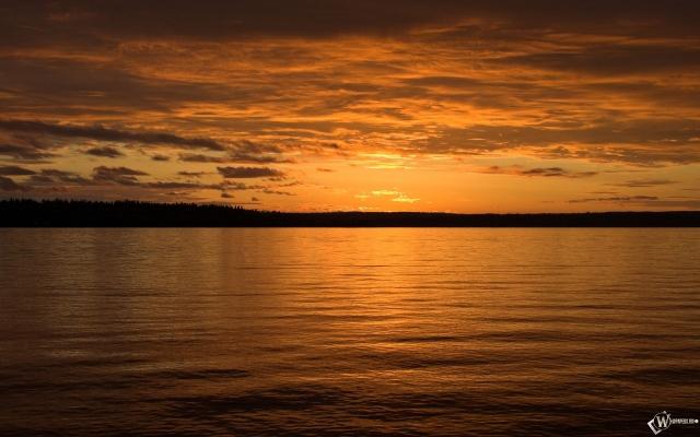Вода и небо