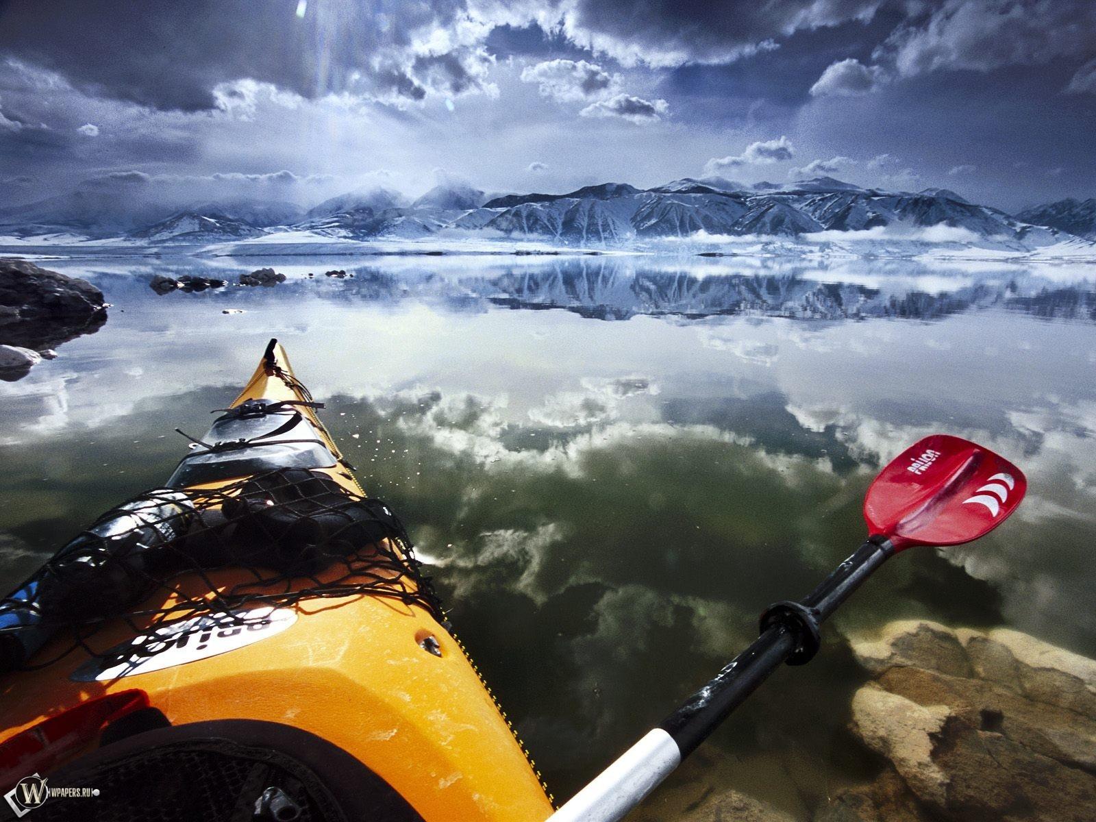 Сплав на ледниках 1600x1200