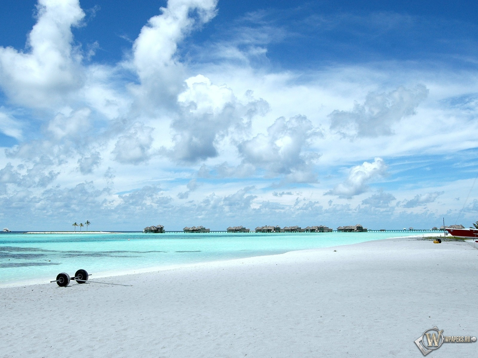 Мальдивы 1600x1200