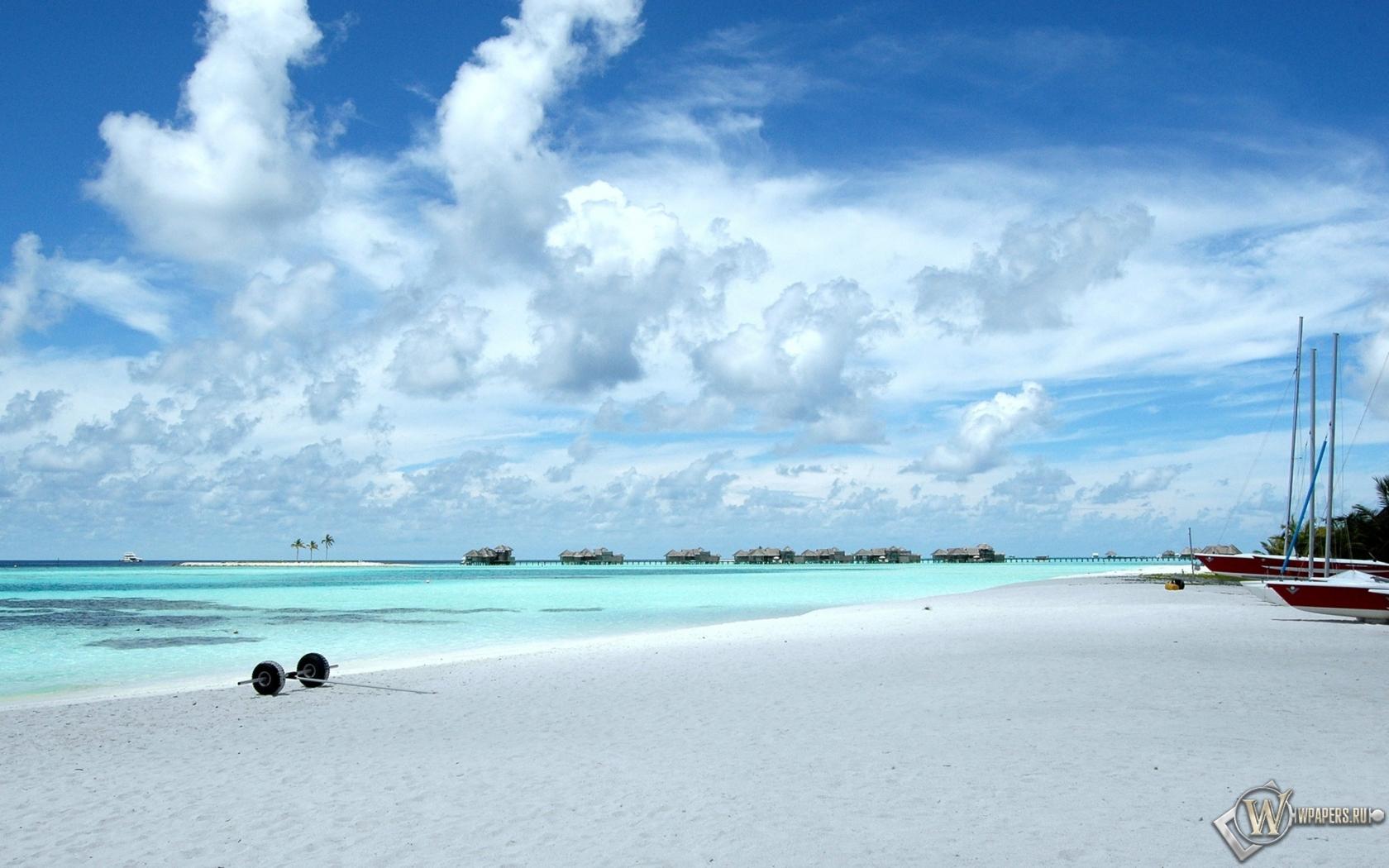 Мальдивы 1680x1050