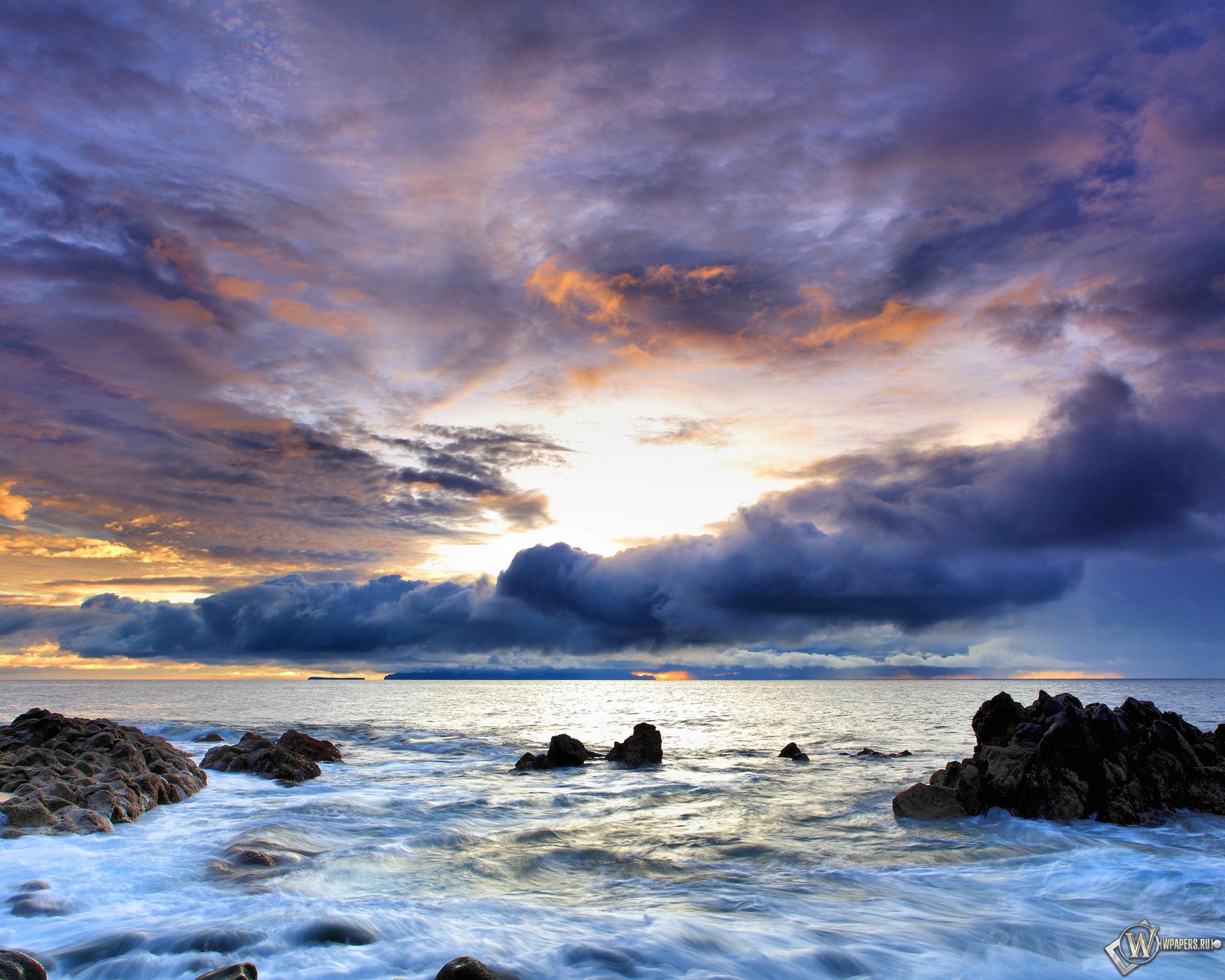 океан фото высокого разрешения