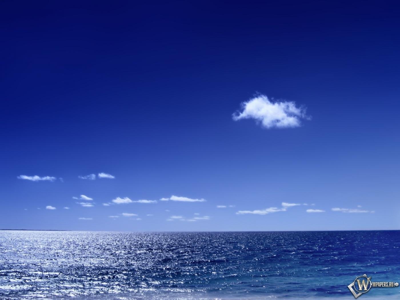Морской горизонт 1400x1050
