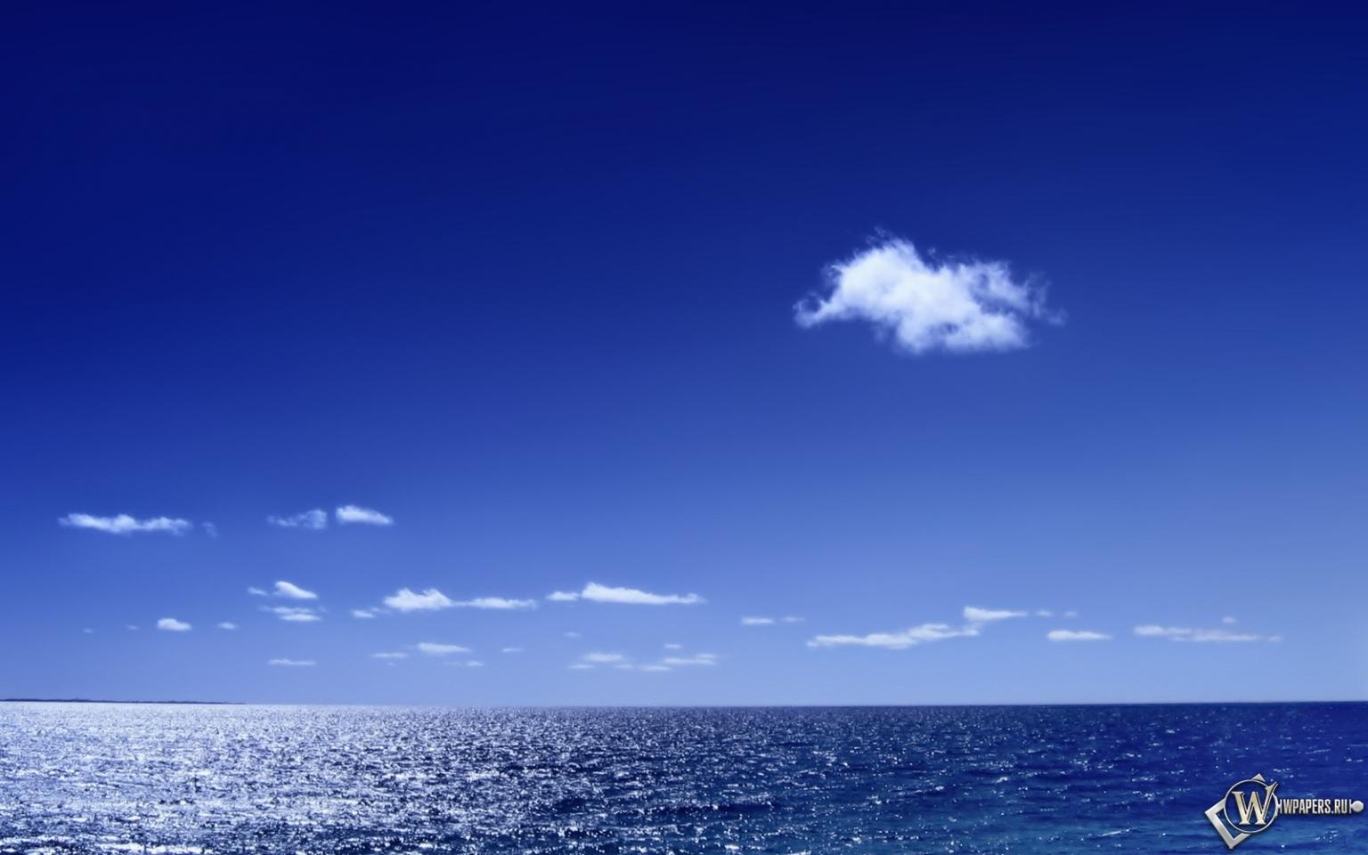 Морской горизонт 1536x960