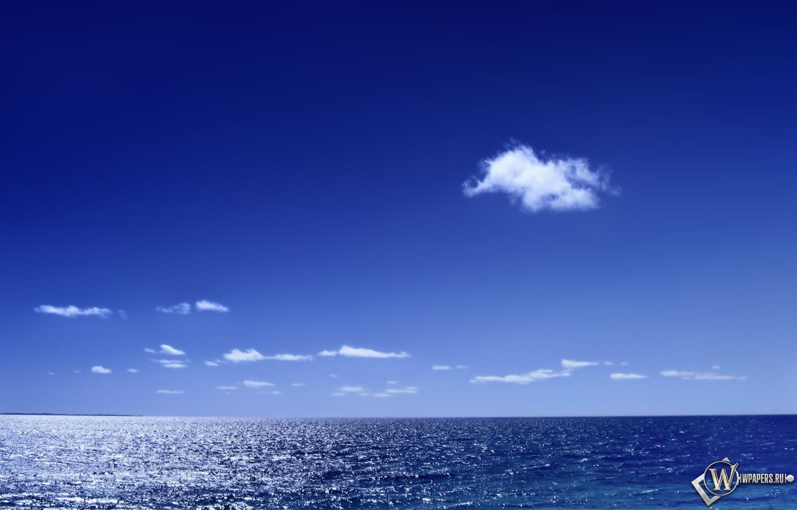 Морской горизонт 1600x1024