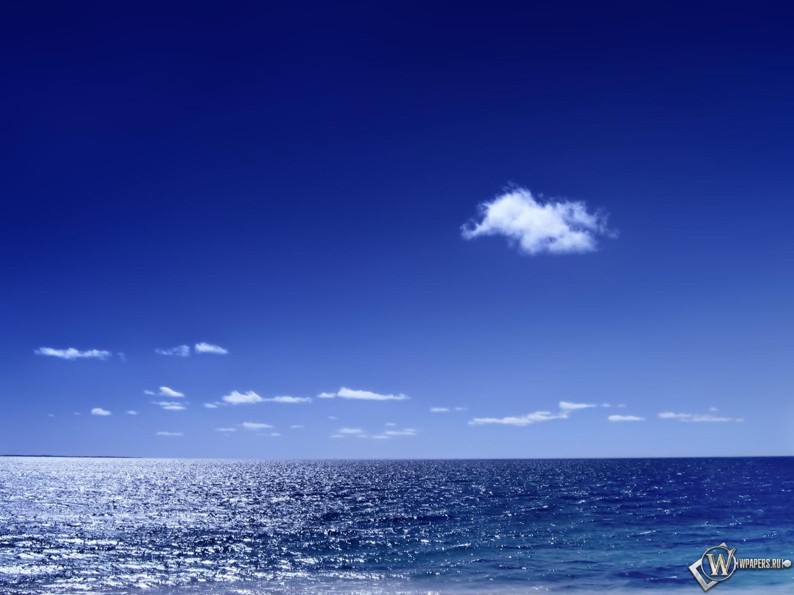 Морской горизонт 1600x1200