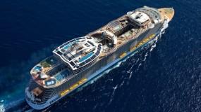 Обои Круизный лайнер: Море, Судно, Корабли