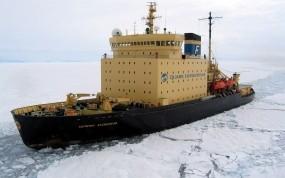 Обои Ледокол капитан Хлебников: Корабль, Ледокол, Корабли