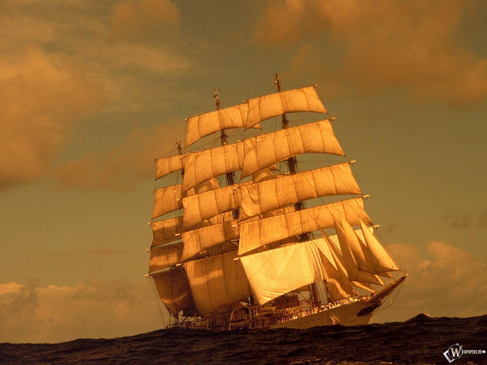 Корабль 1600x1200
