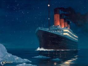 Обои Титаник: , Корабли