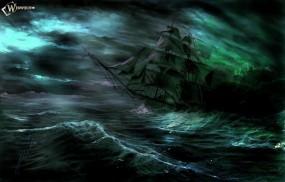 Обои Корабль - призрак: , Корабли
